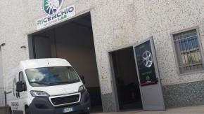 RICERCHIO welding lab_esterno 2 sede